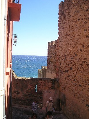 Location vacances appartement Collioure 193€ - Photo 1