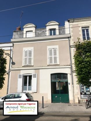 Vente immeuble Angers 696800€ - Photo 1