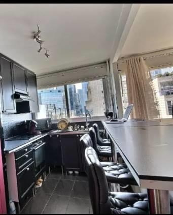 Verkoop  appartement Courbevoie 440000€ - Foto 3