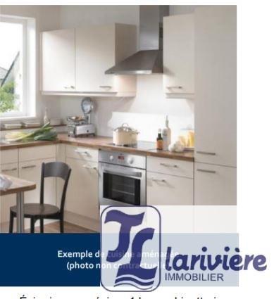 Deluxe sale apartment Wimereux 221000€ - Picture 1