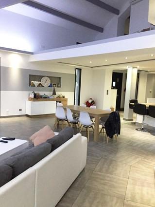 Vente maison / villa Villette d'anthon 494000€ - Photo 4