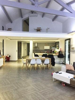 Vente maison / villa Villette d'anthon 494000€ - Photo 2