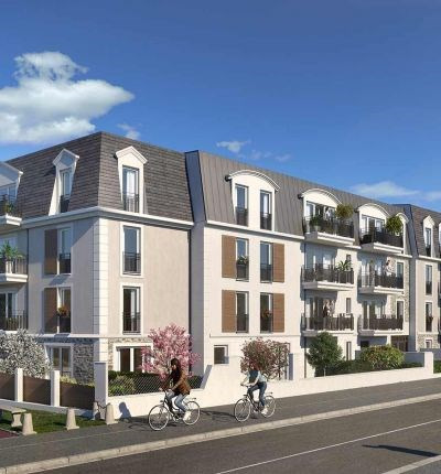 Vendita nuove costruzione Sainte-geneviève-des-bois  - Fotografia 2
