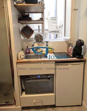 Sale apartment Paris 3ème 130000€ - Picture 2