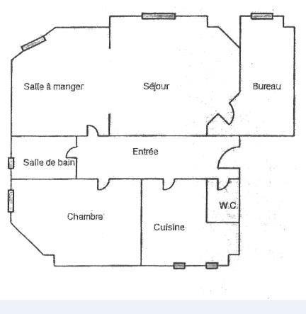 Rental apartment Villemomble 740€ CC - Picture 2