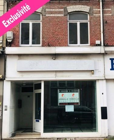 Sale building Armentieres 210000€ - Picture 1