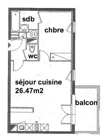 Sale apartment Erstein 92500€ - Picture 2