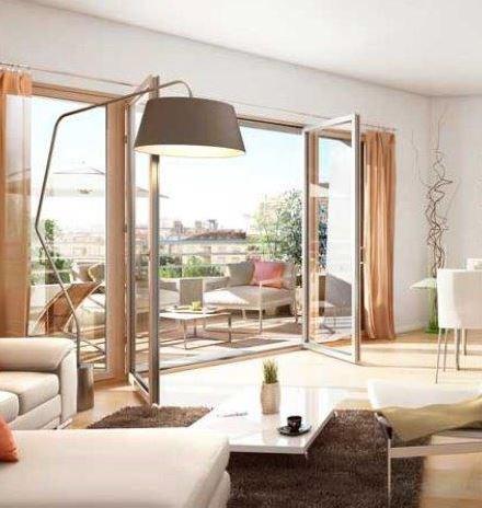 Venta  apartamento Toulouse 257100€ - Fotografía 1