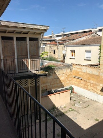 Produit d'investissement appartement Bordeaux 171 750€ - Photo 1