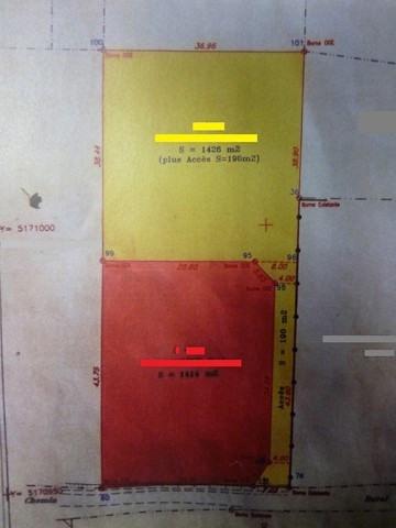 Vendita terreno Saint-etienne-le-molard 66000€ - Fotografia 1