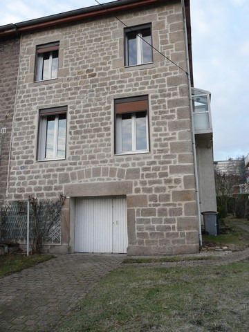 Vente maison / villa Firminy 145 000€ - Photo 1