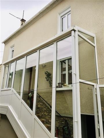 Venta  casa Chezy sur marne 142000€ - Fotografía 1