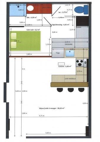 Rental apartment Suresnes 1125€ CC - Picture 7