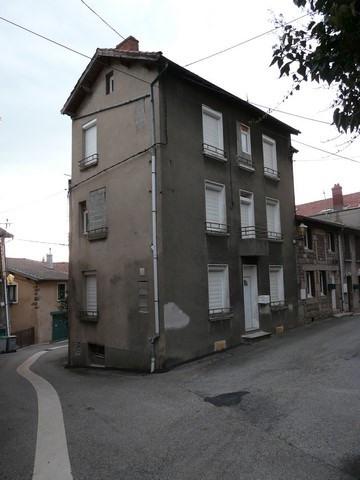 Verkoop  huis Saint-maurice-en-gourgois 87000€ - Foto 1