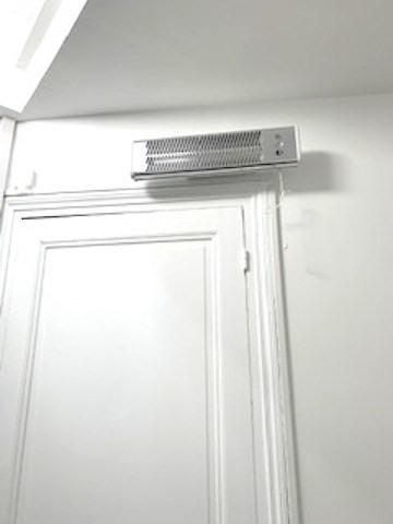 Rental office Paris 9ème 630€ HC - Picture 9