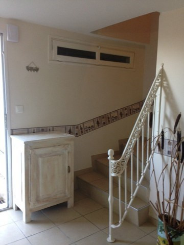 Verhuren  appartement Roche-la-moliere 420€ CC - Foto 4