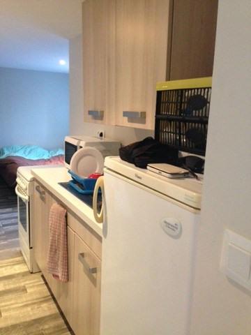 Verhuren  appartement Roche-la-moliere 420€ CC - Foto 5