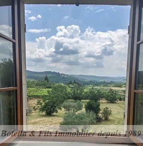 Vente de prestige maison / villa Goudargues 485000€ - Photo 10