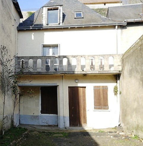 Vente maison / villa Chateau renault 64 950€ - Photo 1