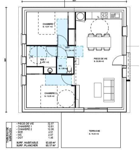 Sale house / villa Aixe sur vienne 119000€ - Picture 1