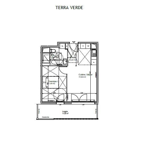 Sale apartment Livry-gargan 172000€ - Picture 1