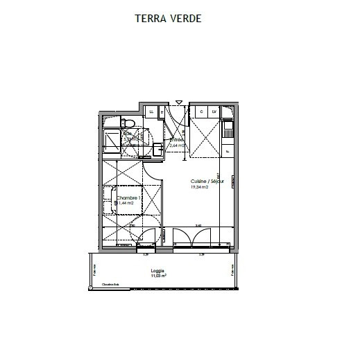 Vente appartement Livry-gargan 172000€ - Photo 1