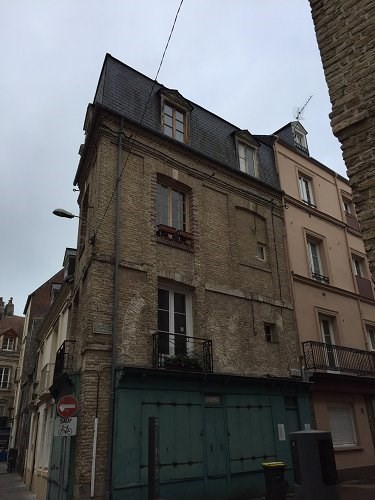 Investment property building Dieppe centre 113000€ - Picture 2