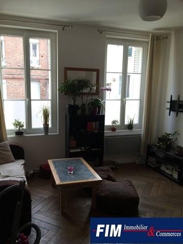 Verkoop  appartement Fecamp 97000€ - Foto 1