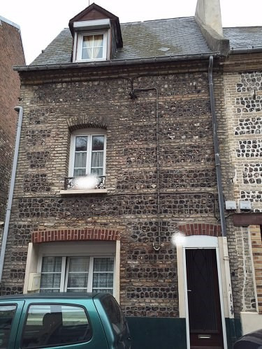 Vente maison / villa Dieppe 80 000€ - Photo 1
