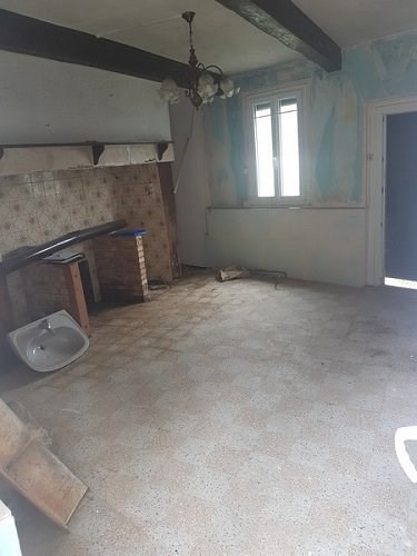 Sale house / villa Beaucamps le vieux 30 000€ - Picture 2