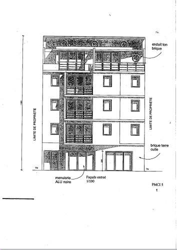 Investeringsproduct  flatgebouwen Rouen 995000€ - Foto 1