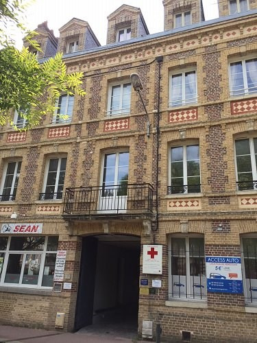 Investment property building Dieppe 530000€ - Picture 2