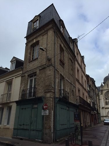 Investment property building Dieppe centre 113000€ - Picture 3