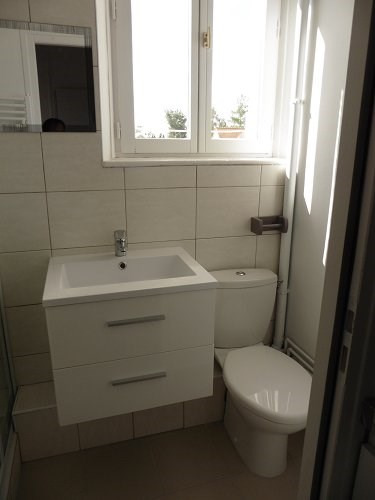Rental apartment Houdan 450€ CC - Picture 4