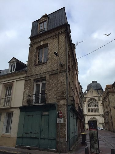 Investment property building Dieppe centre 113000€ - Picture 4