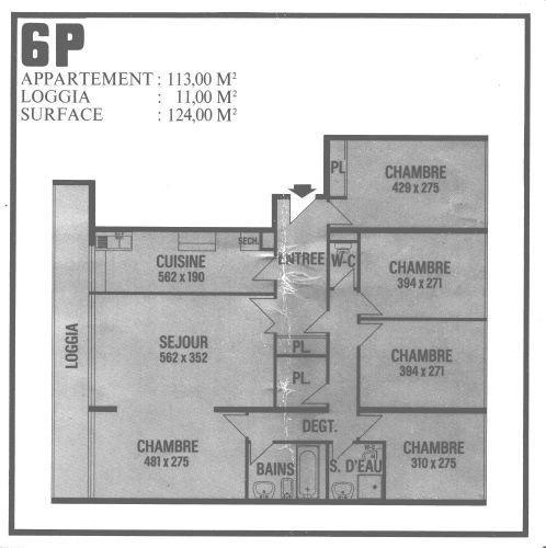 Venta de prestigio  apartamento L etang la ville 373000€ - Fotografía 3