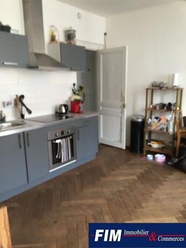 Verkoop  appartement Fecamp 97000€ - Foto 2