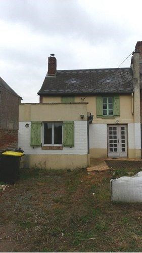 Vente maison / villa Beaucamps le vieux 56000€ - Photo 1
