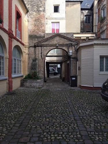 Sale apartment Dieppe 87 000€ - Picture 2