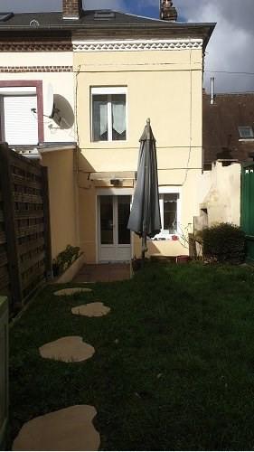 Sale house / villa Le houlme 125000€ - Picture 1