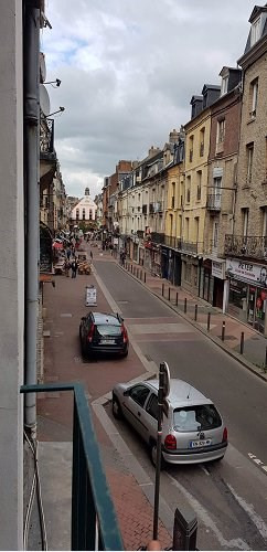 Sale apartment Dieppe 69 000€ - Picture 1