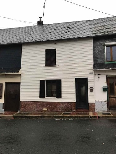 Verkoop  huis Senarpont 66000€ - Foto 1