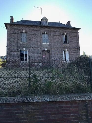 Sale house / villa Ricarville du val 95000€ - Picture 1