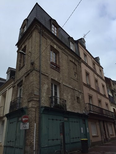 Investment property building Dieppe centre 113000€ - Picture 1