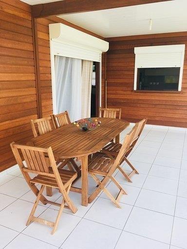Sale house / villa St francois 307500€ - Picture 7