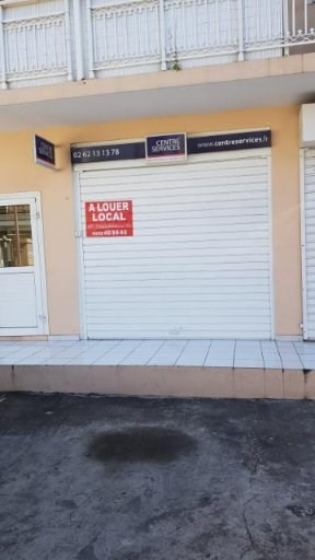 Location local commercial St denis 800€ CC - Photo 2