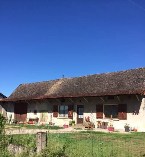 Vente maison / villa Cuisery 5 minutes 100000€ - Photo 1