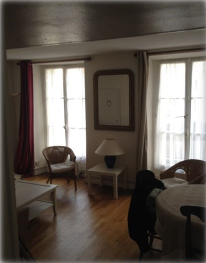 Rental apartment Versailles 855€ CC - Picture 2
