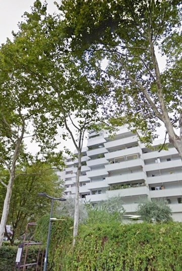Sale apartment Villeurbanne 157 000€ - Picture 2