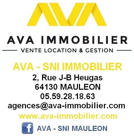 Sale apartment Mauléon-licharre 110000€ - Picture 1